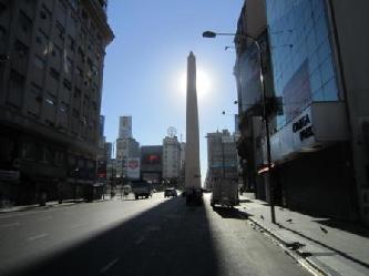 CITY TOURS IN BUENOS AIRES POR EL OBELISCO City tours in Buenos Aires