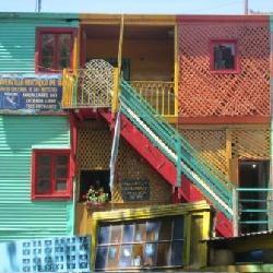 aclaracion importante La Boca Caminito City tours in Buenos Aires