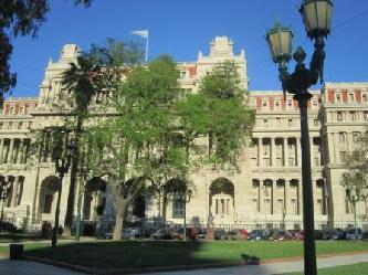 CITYTOURS BUENOS AIRES PALACIO DE JUSTICIA ARGENTINO City tours in Buenos Aires