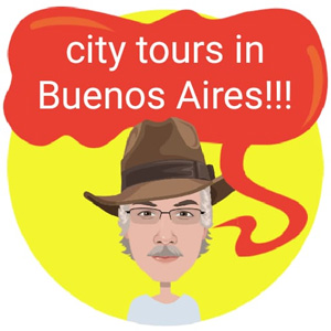 City tours in Buenos Aires